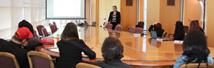 InteRDom Completes Successful Visit to Georgia Universities New York, October 25, 2013