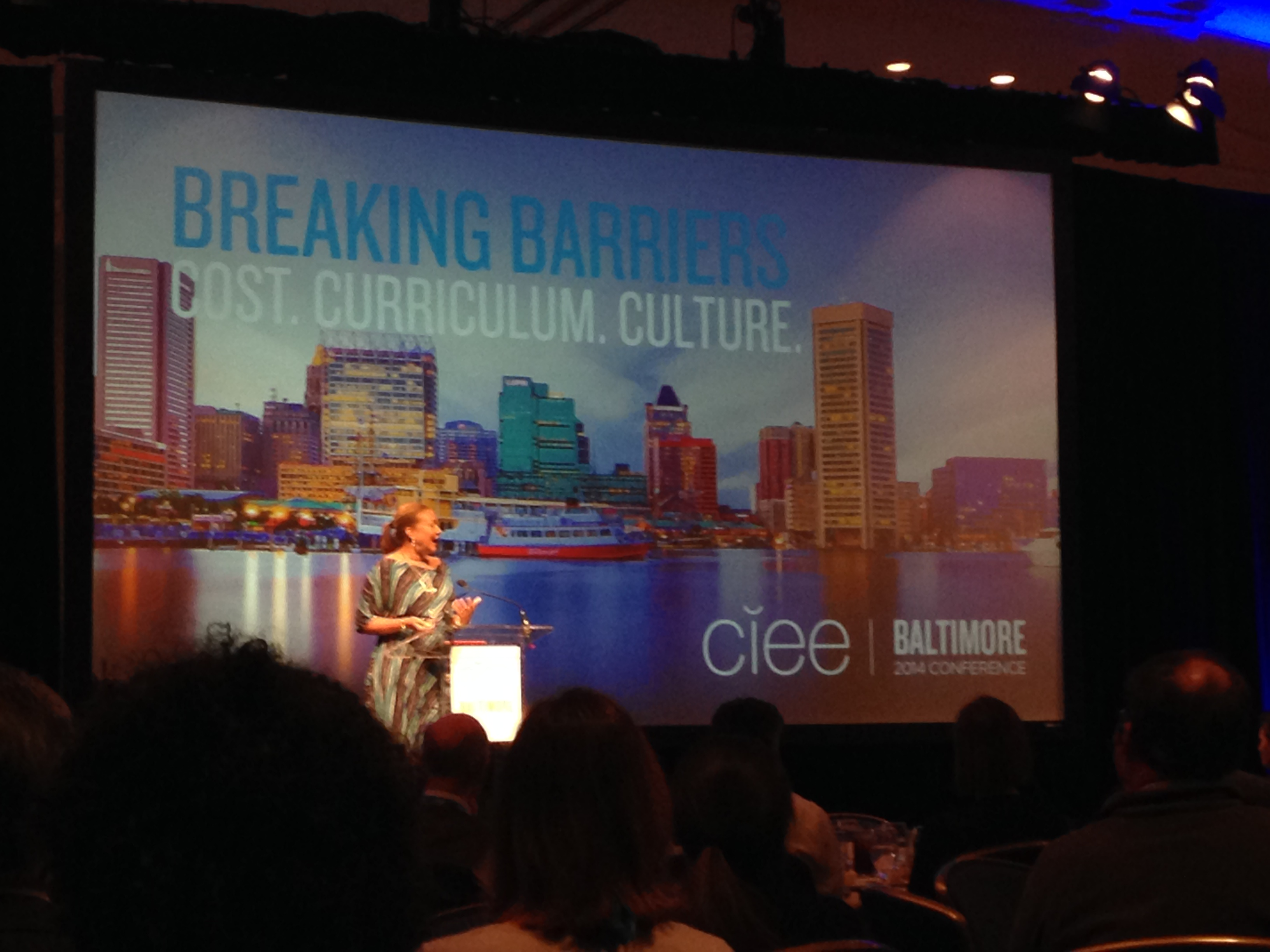 CIEE_Baltimore_Michele Norris_2014